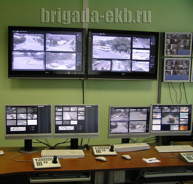 монтаж видеонаблюдения видеонаблюдение система безопасности