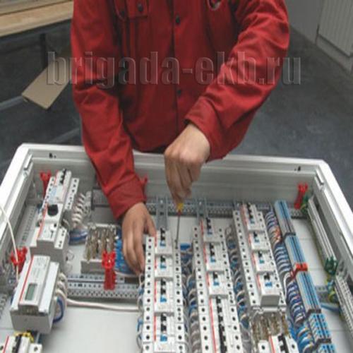Сборка и монтаж электрощитового оборудования